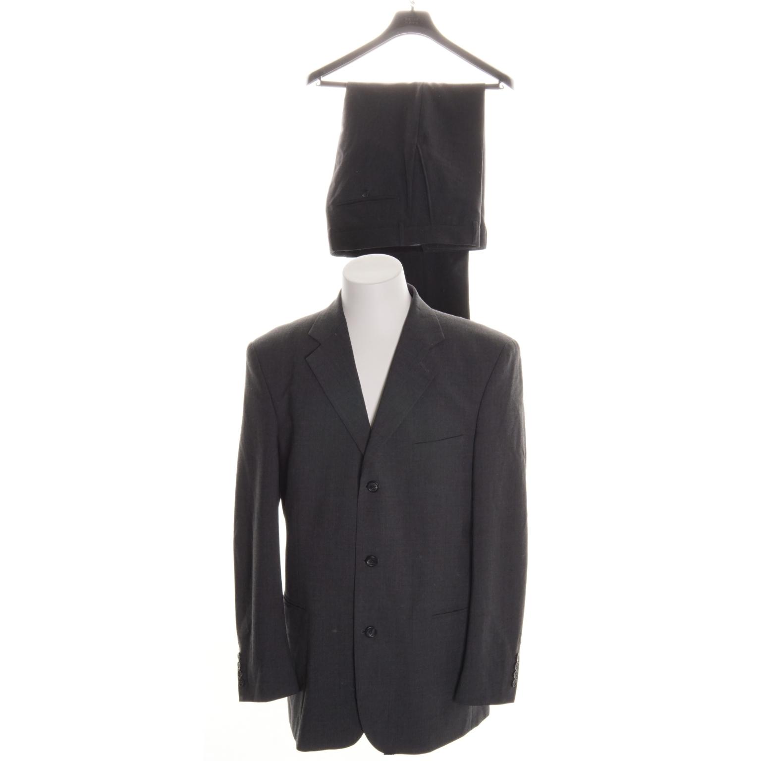 Kostym (Grå) från Bastini  75e9584056cb8