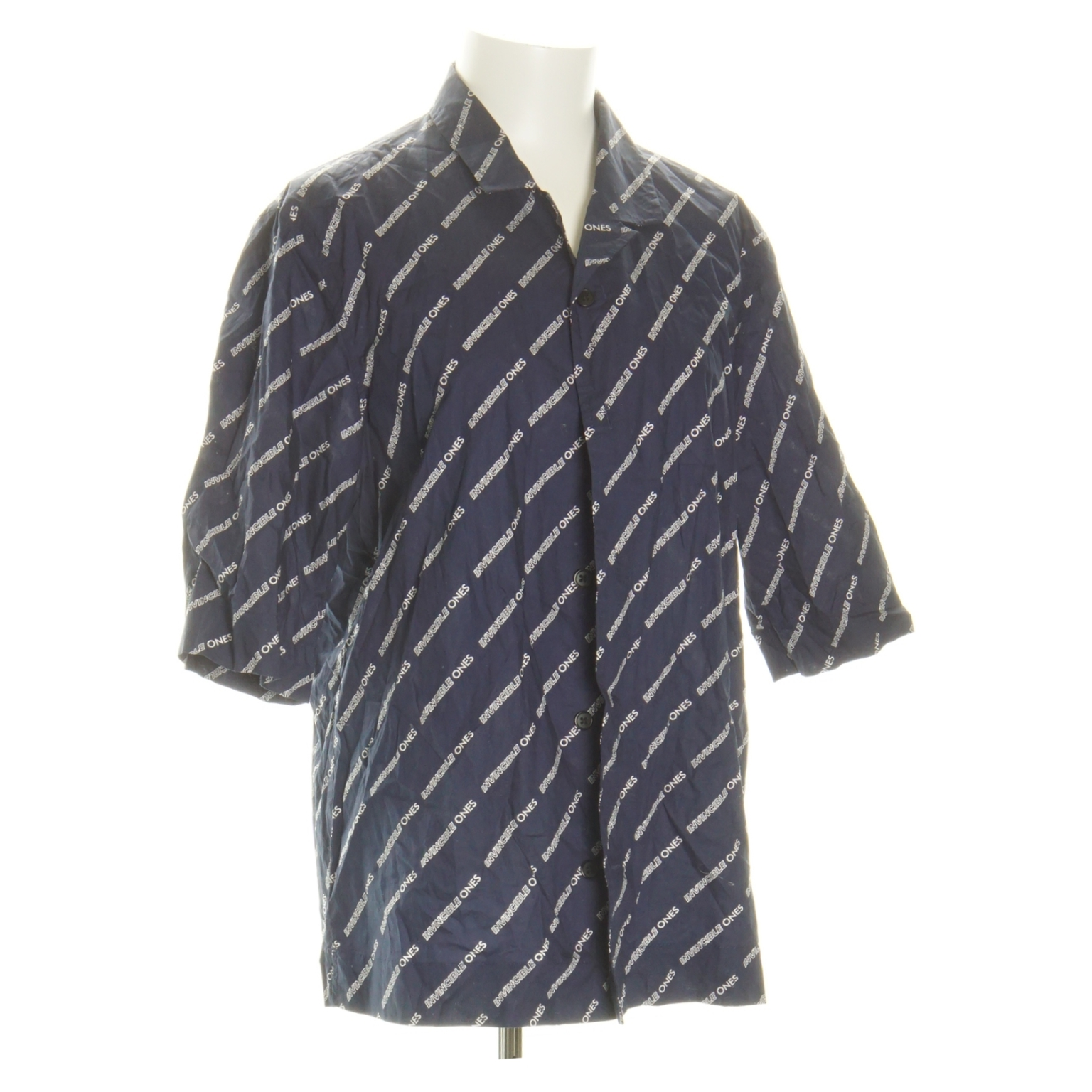 Skjorta (Mörkblå) från H M Trend  beb783827ad3e