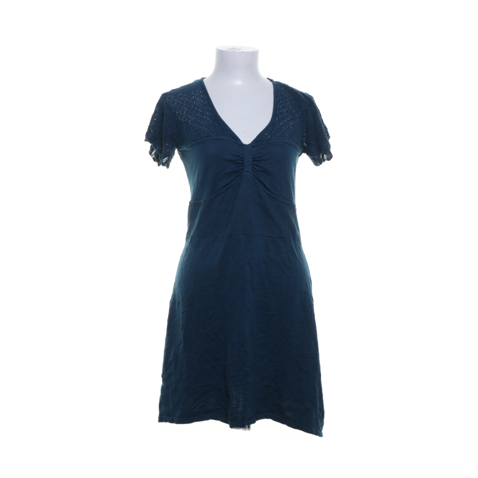 Kleid Blau Von Bodyflirt Sellpy De